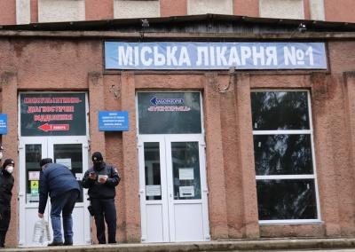Лікарню в Чернівцях перевірять через високу смертність ковід-хворих