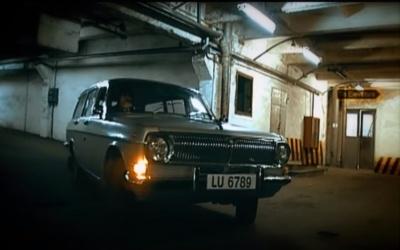 Чернівчанин їздить «Волгою», яка колись належала музиканту Олегу Скрипці