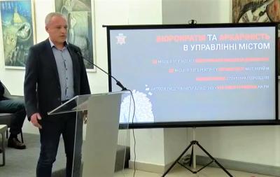 Клічук розповів, у кому розчарувався протягом роботи на посаді міського голови