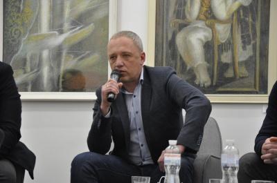 «Із задоволенням вивів би деяких депутатів із зали»: Клічук про те, як боротиметься за порядок на сесіях