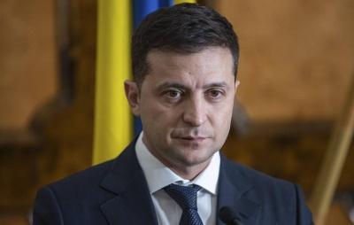 Зеленський терміново відправив на Донбас головнокомандувача ЗСУ