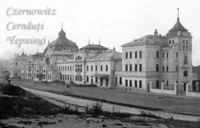 Невідома Буковина: як залізничне сполучення в Чернівцях розквітало та коли прийшов його занепад