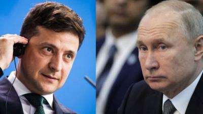 У Кремлі відповіли, чи планує Путін розмову із Зеленським