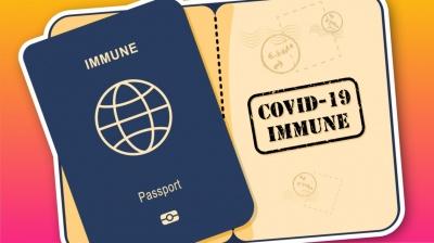 «Ковідні» паспорти: коли їх українці отримають та як вони виглядатимуть