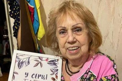 Мати Зоряна Шкіряка померла від коронавірусу