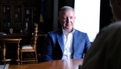 Понад мільйон гривень готівки: що задекларував голова Чернівецької ОДА