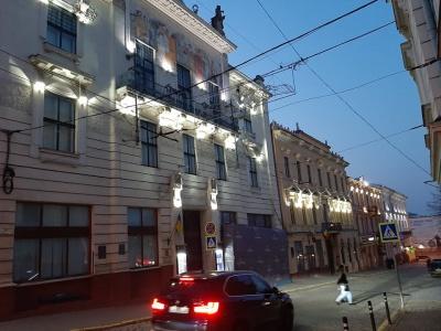 Чернівці з допомогою ЄС модернізували вуличне освітлення