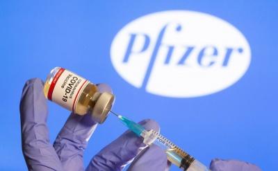 Ляшко повідомив, що Україна отримає мільйон доз вакцини Pfizer