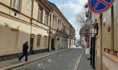 У центрі Чернівців на місяць перекриють вулицю