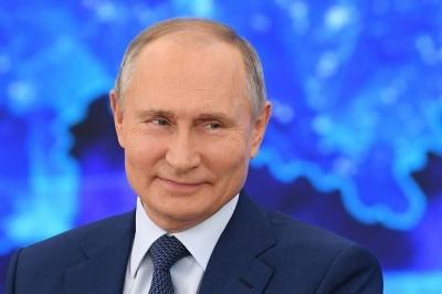 """""""Не має нікого турбувати"""": у Путіна зробили заяву щодо стягування військ на кордоні з Україною"""