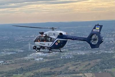 На Буковині запрацює повітряна «швидка» допомога: сьогодні стартує пілотний проект