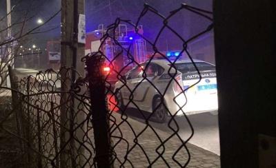 У нічній пожежі в Чернівцях згорів BMW X5