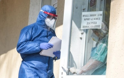 Коронавірус в Україні: виявили рекордну кількість нових хворих