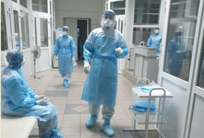 Степанов заявив, що ситуація з коронавірусом на Буковині поліпшилася