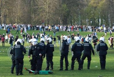 У Брюсселі людей зібрали на фейковий концерт, ті поплатилися