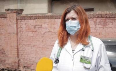Відома лікарка з Чернівців, яка хворіла на коронавірус після вакцинації, одужала від COVID-19