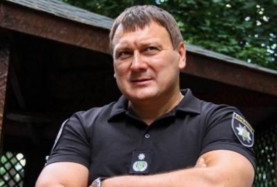 Скільки заробив у 2020 році начальник поліції Буковини Анатолій Дмитрієв