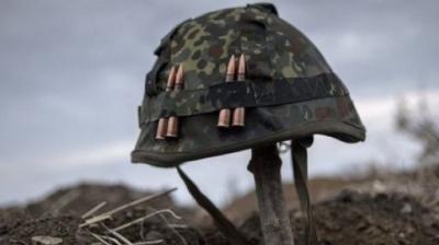 Війна на Донбасі: знову загинув український військовослужбовець