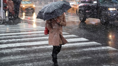 Частині України загрожує мокрий сніг – синоптик назвав шість областей