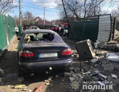 Вибух зруйнував два будинки: що сталося - фото