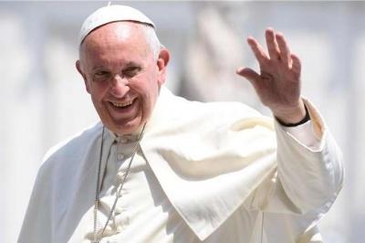 Папа Римський у Великодній промові говорив про Україну