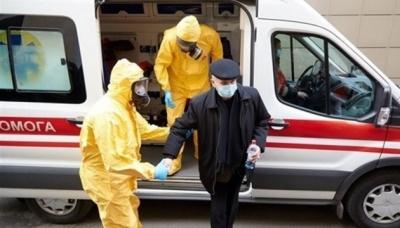 За минулу добу до лікарень Буковини через коронавірус госпіталізували 96 осіб