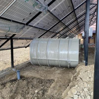 Ніякої мороки зі стічними водами і неприємним запахом з каналізації: як працює система очистки глибокої біологічної очистки стічних вод  «Biotal»?*