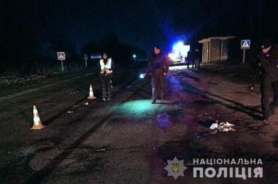 На Хмельниччині водій з Чернівців збив пішохода – фото