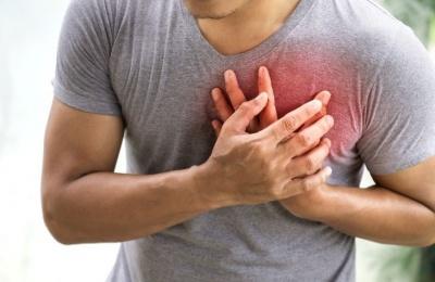 Лікарі назвали нетипові симптоми серцевого нападу