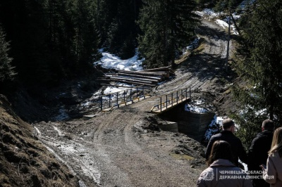 На Буковині укріпили зруйновані повінню береги річок – фото