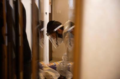 Понад 17 тисяч нових випадків COVID-19 виявили в Україні напередодні вихідних
