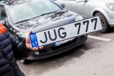 Нові правила розмитнення «євроблях»: що тепер чекає на водіїв
