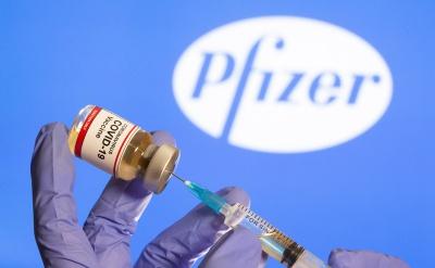 Хто з українців першим отримає вакцину Pfizer та Coronavac