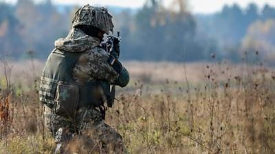 Від початку доби в ООС зафіксували шість обстрілів, поранений боєць