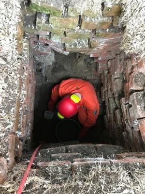 У ЧНУ відновлюють підземні галереї - фото