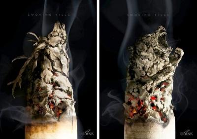 Соціальна реклама, яка скаже більше, ніж мільйон слів: приголомшливі фото