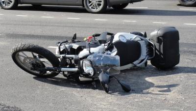 ДТП на Буковині: мотоцикліст наїхав на пішохода, є потерпілі