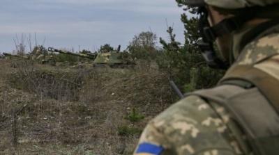 Стало відомо ім'я українського солдата, якого вбили біля Золотого