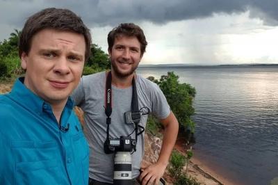 Такого ще не було: Дмитро Комаров вперше відправиться в експедицію по Україні