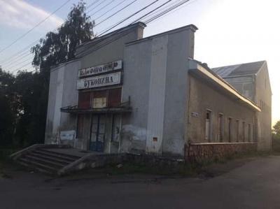У міськраді Чернівців визначать, що робити із закинутим кінотеатром у Садгорі
