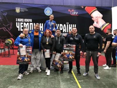 Силачі з Буковини відзначилися на двох чемпіонатах України