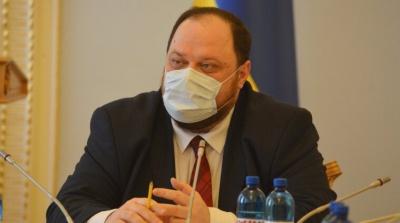 Стефанчук пропонує штрафувати нардепів без масок в сесійній залі