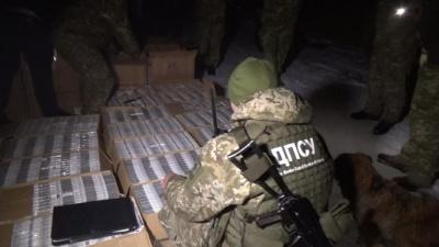 Де в Україні «процвітає» контрабанда цигарок: назвали ділянки кордону