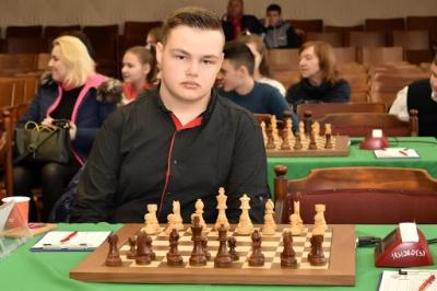 Шахіст із Буковини відзначився на гімназіаді України