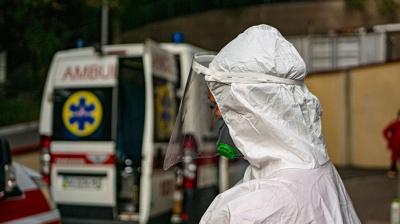 За минулу добу до лікарень Буковини через коронавірус госпіталізували 104 осіб