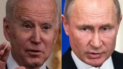 Байден зателефонував Путіну й закликав його знизити напруженість на кордоні з Україною