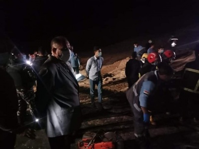 У Єгипті автобус потрапив в аварію: 20 людей згоріли живцем - фото з місця трагедії
