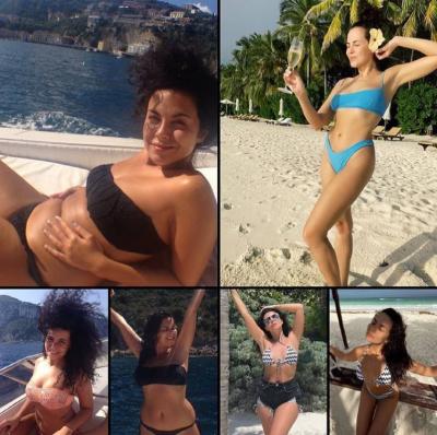 """""""Я багато років соромилася"""": Каменських показала фото в купальнику до схуднення"""