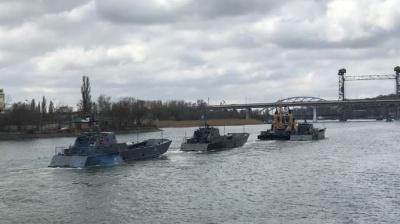 У Чорне море увійшли військові кораблі Росії