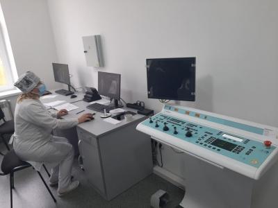 В онкологічному диспансері капітально відремонтували п`ять відділень  - фото